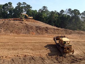 H. N. Donahoo Contracting Co. Provides Grading Services