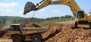 H. N. Donahoo Contracting Co. Provides Excavation Services