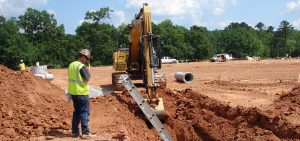 H. N. Donahoo Contracting Co. Provides Utilities Services