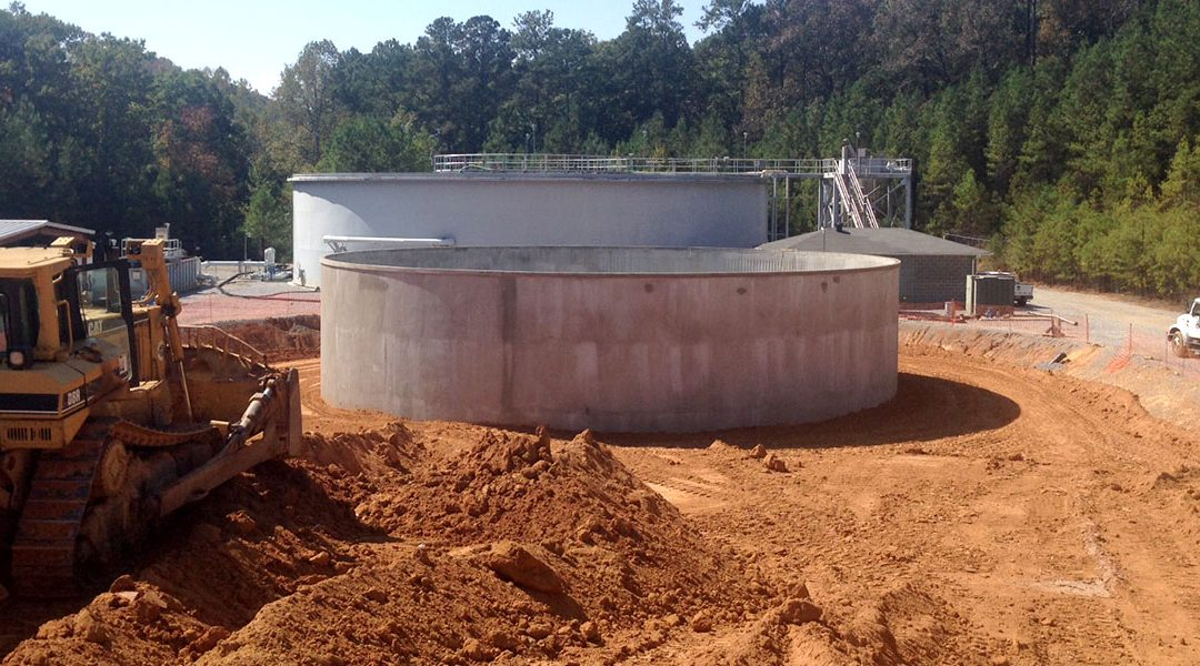 DOWR Equalization Tank