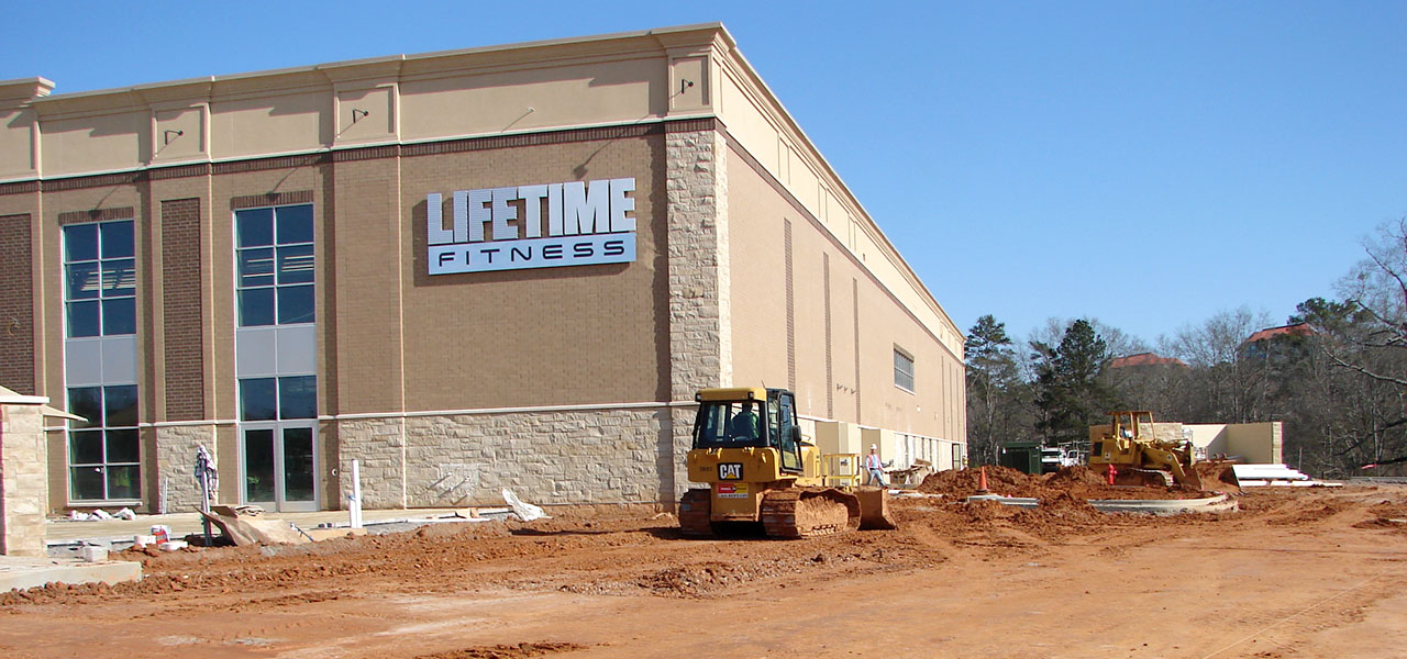 Lifetime Fitness Center