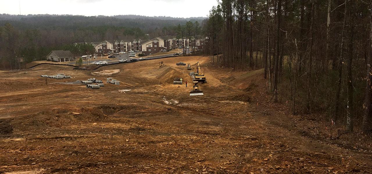 The Park at Sydney Drive in Birmingham, Alabama
