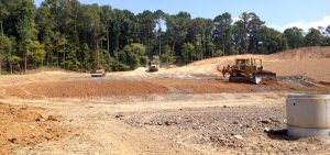 South Bend Subdivision in Vestavia Hills, Alabama